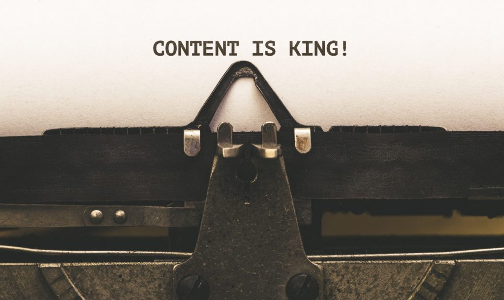 Produire un contenu de qualité et optimisé